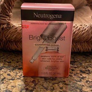 Neutrogena Bright Boost Illuminating Serum NWT